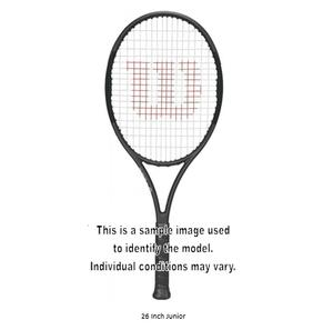 WILSON PRO STAFF 26 JUNIOR USED TENNIS RACQUET 4_0/8