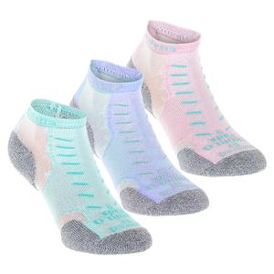 Experia Micro Mini Crew Tennis Socks
