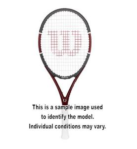 WILSON TRIAD FIVE USED TENNIS RACQUET 4_3/8