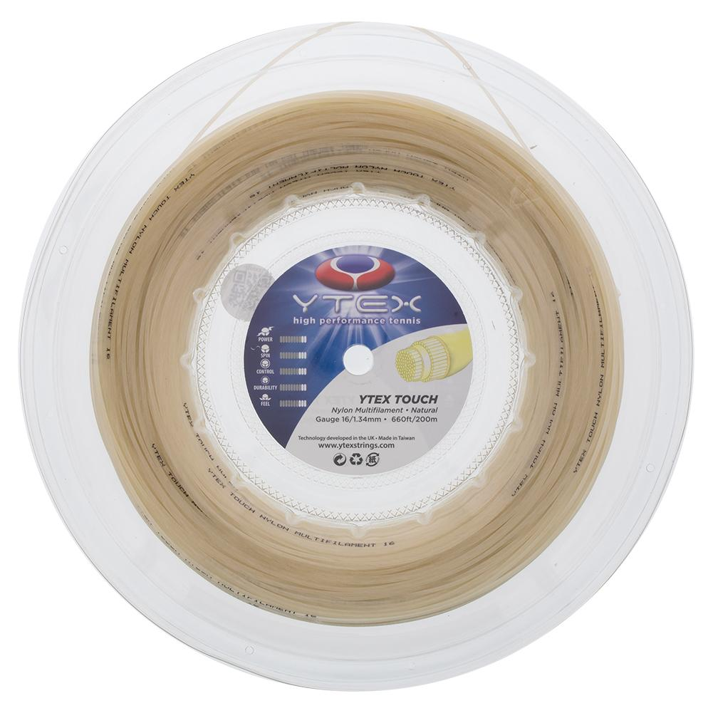 Touch Natural 16/1.34mm Tennis String Reel