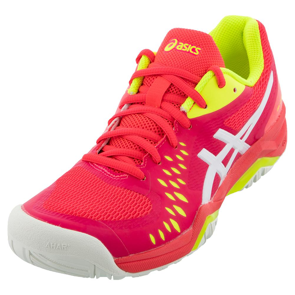 Women's Gel- Challenger 12 Tennis Shoes Laser Pink And White