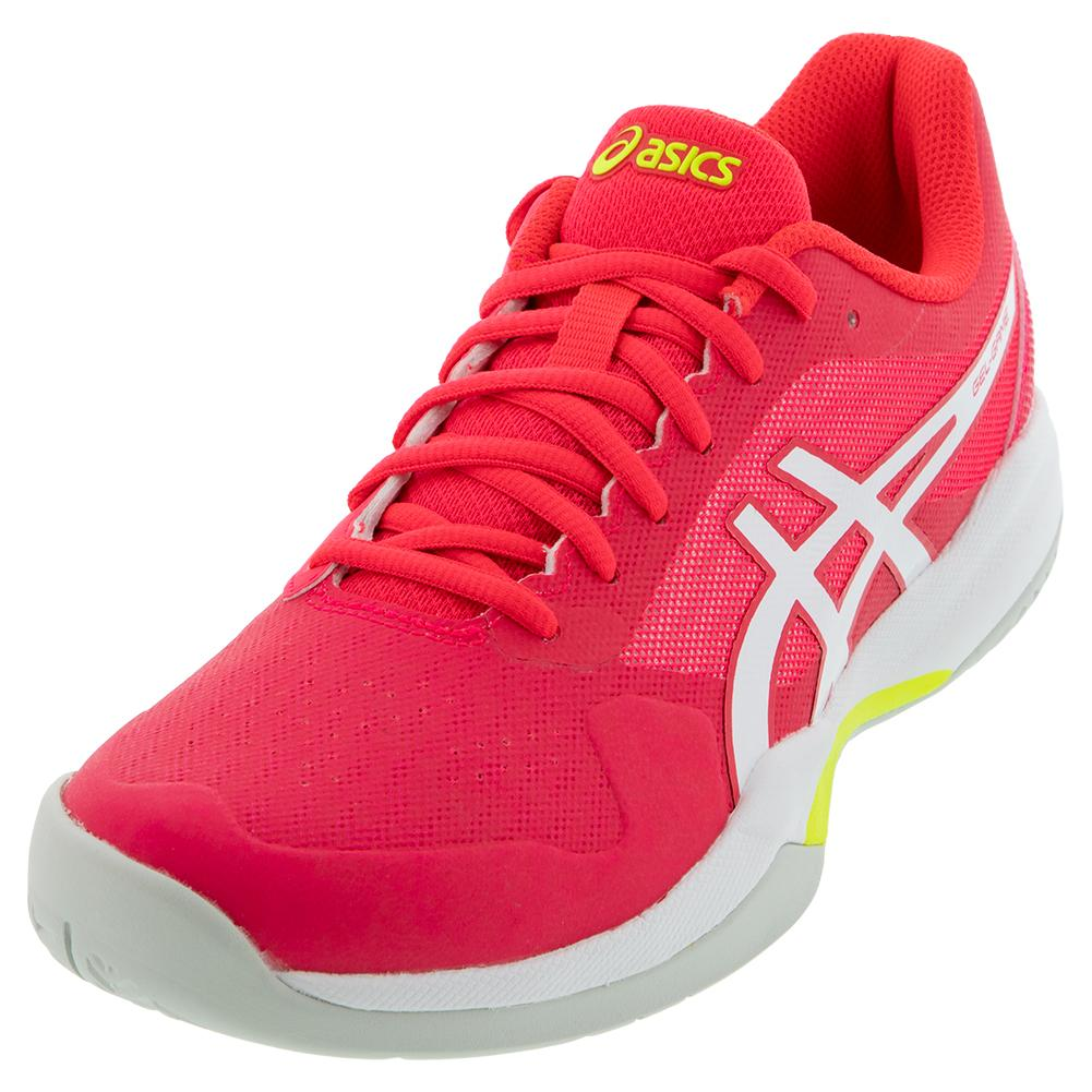 Women's Gel- Game 7 Tennis Shoes Laser Pink And White