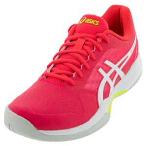 Women`s GEL-Game 7 Tennis Shoes Laser Pink and White