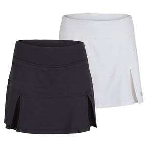 Women`s Pleat 13 Inch Tennis Skort