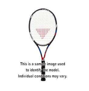 TECNIFIBRE TFIGHT 320 DC USED TENNIS RACQUET 4_3/8