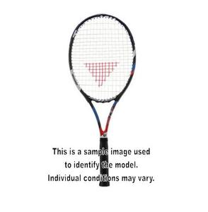 TECNIFIBRE TFIGHT 315 DC USED TENNIS RACQUET 4_3/8