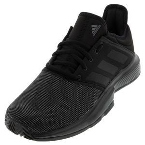 Men`s GameCourt Tennis Shoes Core Black