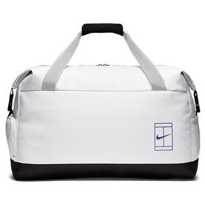 Court Advantage Tennis Duffel Bag White and Black