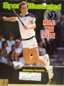 SPORTS ILLUSTRATED Cover July 16, 1984