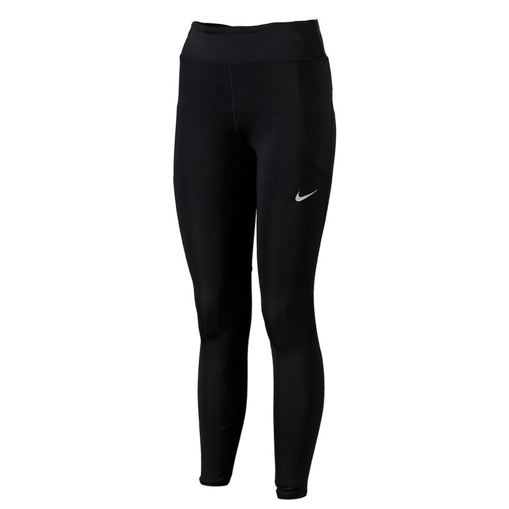 Women's Fast Running Tights Black