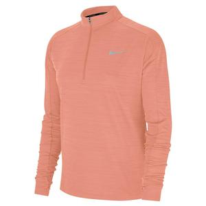 Women`s Pacer Long Sleeve 1/2 Zip Running Top