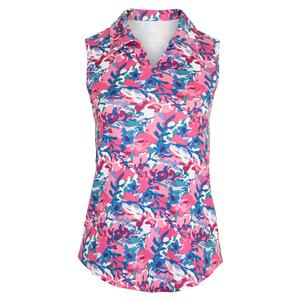 Women`s Sleeveless Vera Tennis Polo Artois