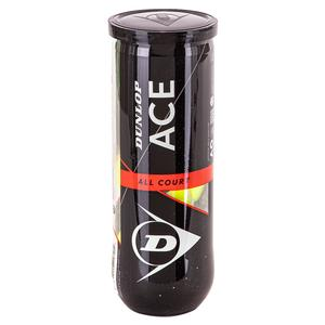 Ace All Court 3 Tennis Ball Can
