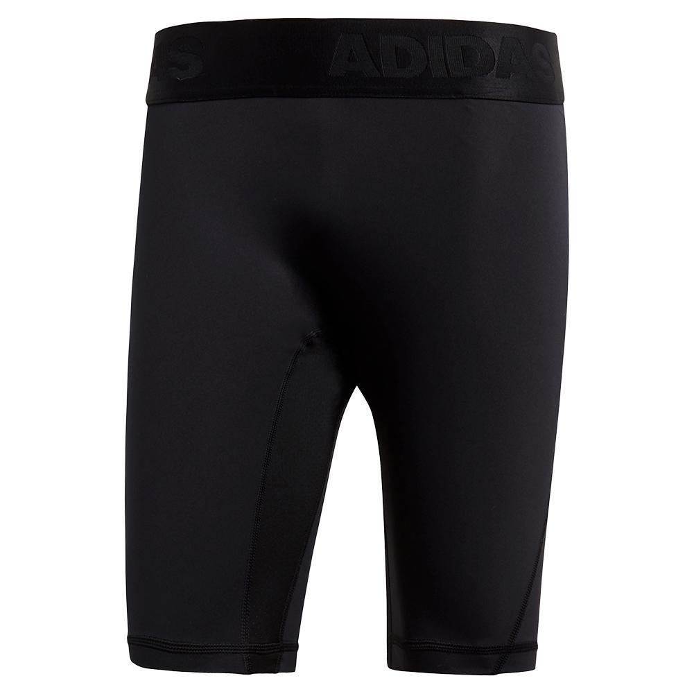 Men's Alphaskin Sport Short Tight Black