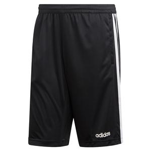 Men`s Designed2Move 3-Stripes Cool Short Black