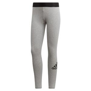 Women`s Must Haves Badge of Sport Tight Medium Grey Heather and Black