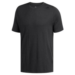 Men`s FreeLift Support Athletic Prime Heather Tee Grey Four and Black