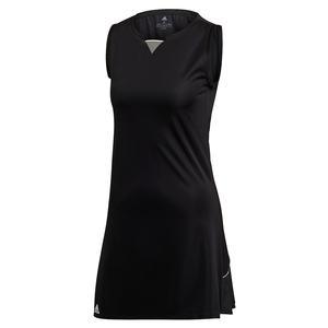 Women`s Club Tennis Dress Black