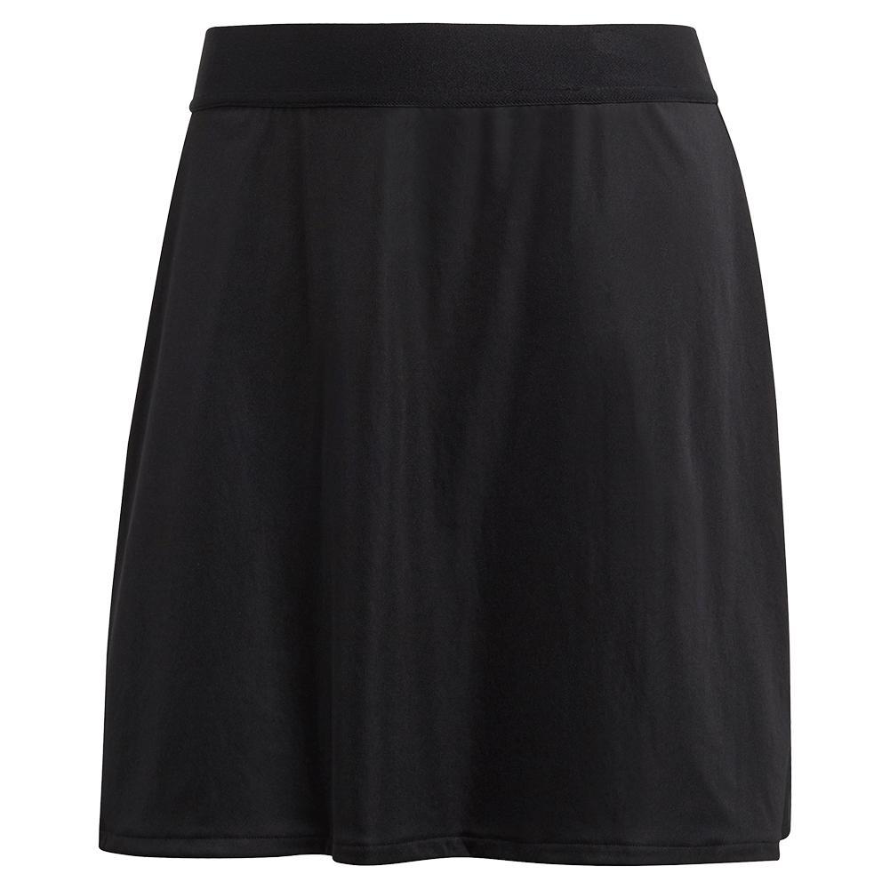 Women's Club 15 Inch Tennis Skort Black