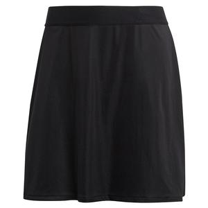 Women`s Club 15 Inch Tennis Skort Black