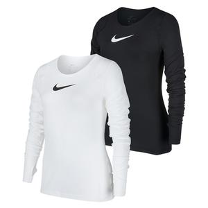 Girls` Pro Long Sleeve Training Top