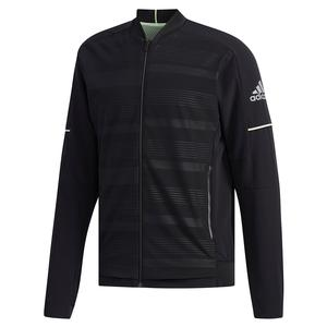 Men`s MatchCode Tennis Jacket Black