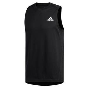 Men`s FreeLift Support X UL Sleeveless Top Black