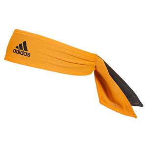 Rev Tennis Tieband Flash Orange and Black