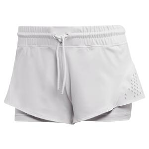 Women`s Stella McCartney 4 Inch Tennis Short White