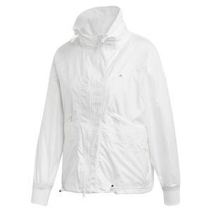 Women`s Stella McCartney Tennis Jacket White