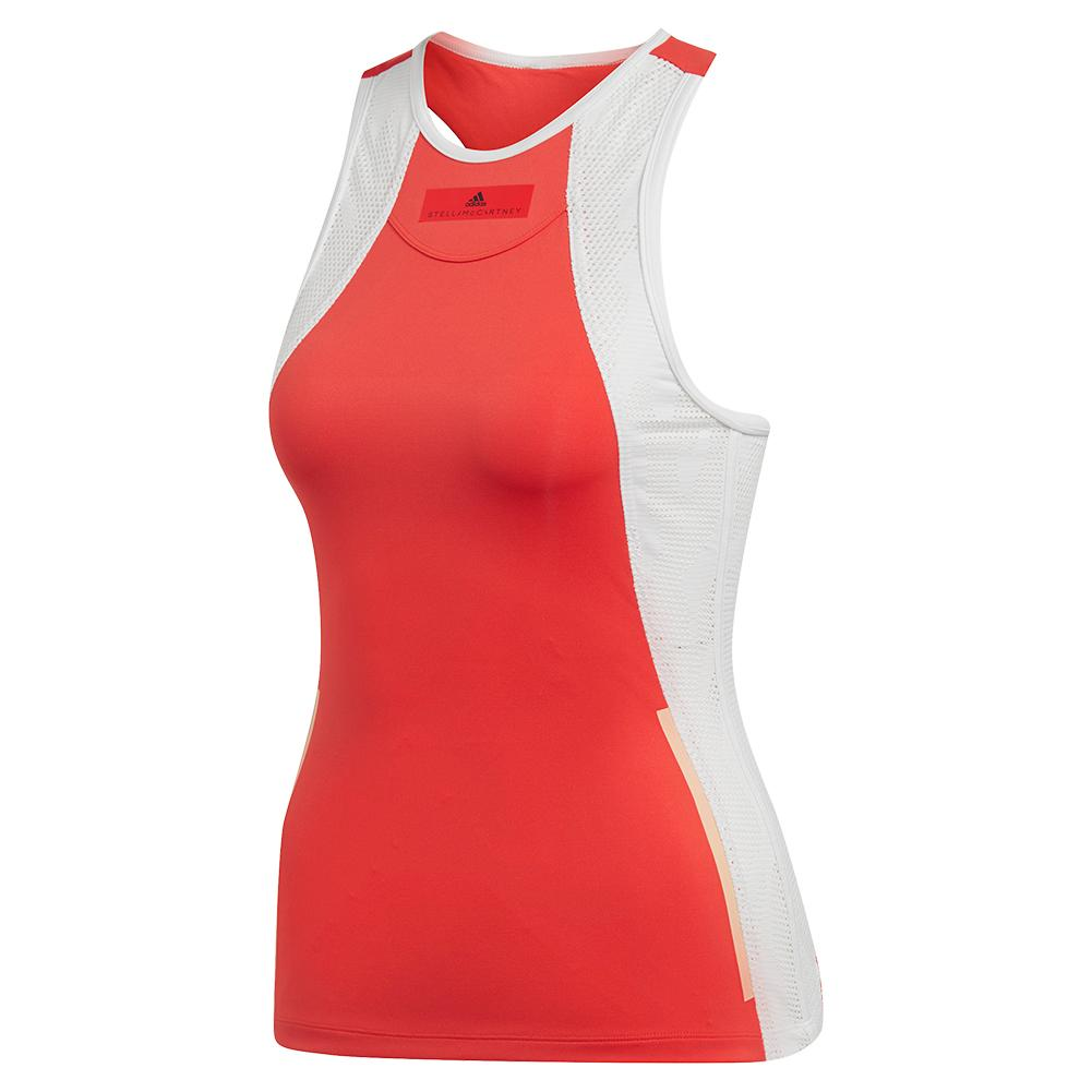 Women's Stella Mccartney Tennis Tank Active Red
