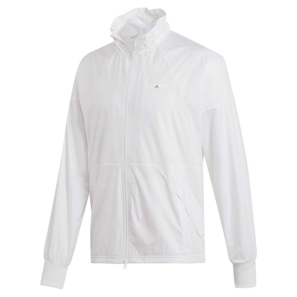 Men's Stella Mccartney Tennis Jacket White