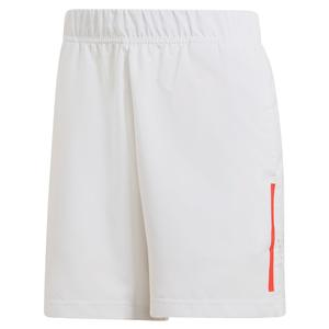 Men`s Stella McCartney 7 Inch Tennis Short White