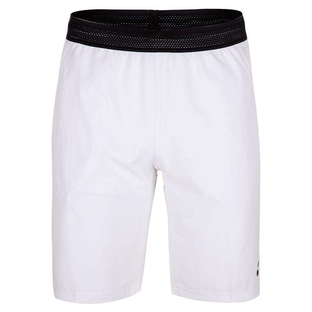 Men's London Tennis Short White