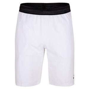 Men`s London Tennis Short White