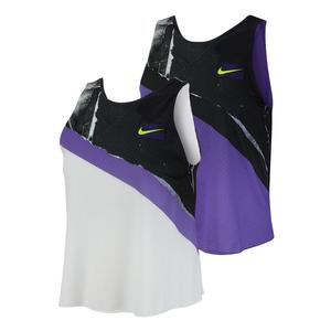 Women`s New York Court 2-in-1 Tennis Tank