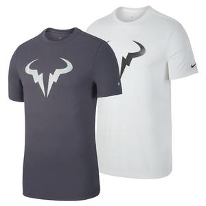 Men`s Rafa Court Dri-FIT Graphic Tennis Tee