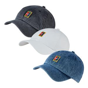 9ea854dea9d28 Nike Women's Court Heritage Washed Denim Tennis Visor $24 · NEW Court  Heritage86 Washed Denim Tennis Cap