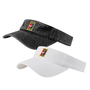 Women`s Court Heritage Washed Denim Tennis Visor