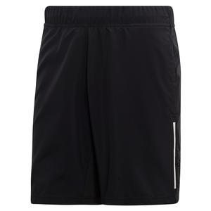 Men`s Stella McCartney 7 Inch Tennis Short Black