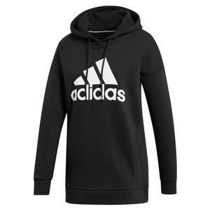 Women`s Must Haves Badge of Sport Hoodie Black