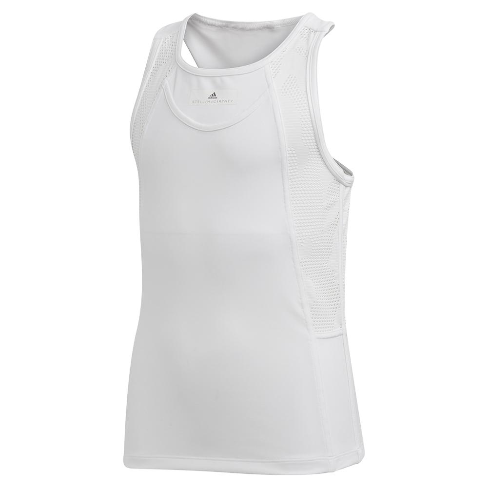 Girls'stella Mccartney Tennis Tank White
