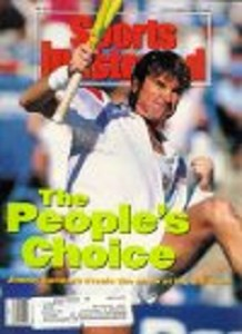 SPORTS ILLUSTRATED Cover Sept. 16, 1991