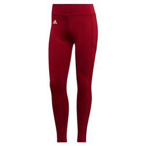 Women`s Club Tennis Tight Collegiate Burgundy
