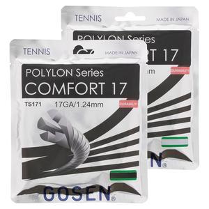 Polylon Comfort 17G Tennis String