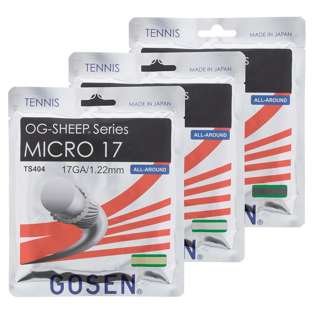Og- Sheep Micro 17g Tennis String