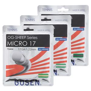 OG-Sheep Micro 17G Tennis String