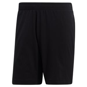 Men`s MatchCode Ergonomic 7 Inch Tennis Short Black