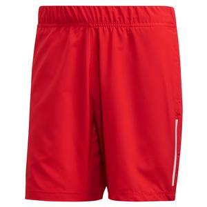 Men`s Stella McCartney 7 Inch Tennis Short Active Red