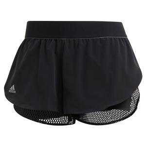 Women`s NY Tennis Short Black